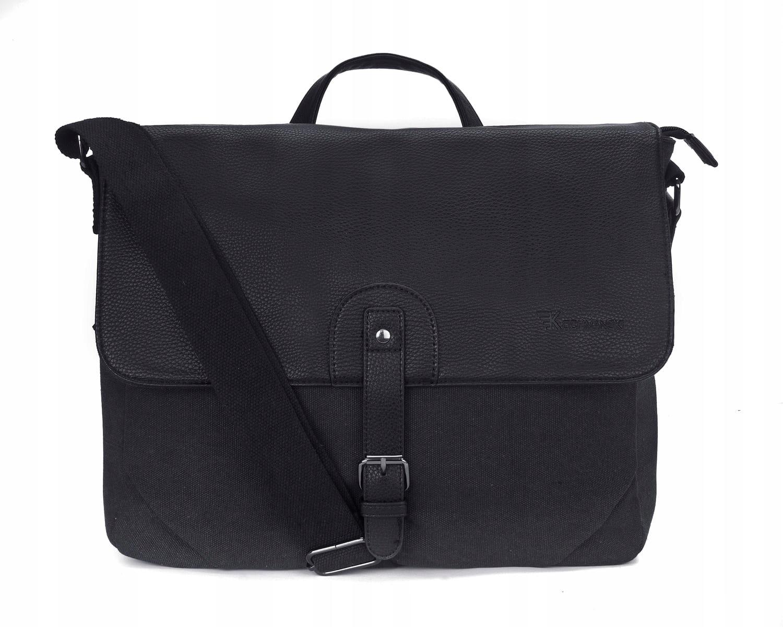 KOCHMANSKI torba męska na ramię laptopa do pracy