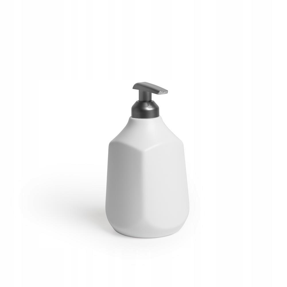 Umbra dávkovač mydla biela CORSA Ceramics