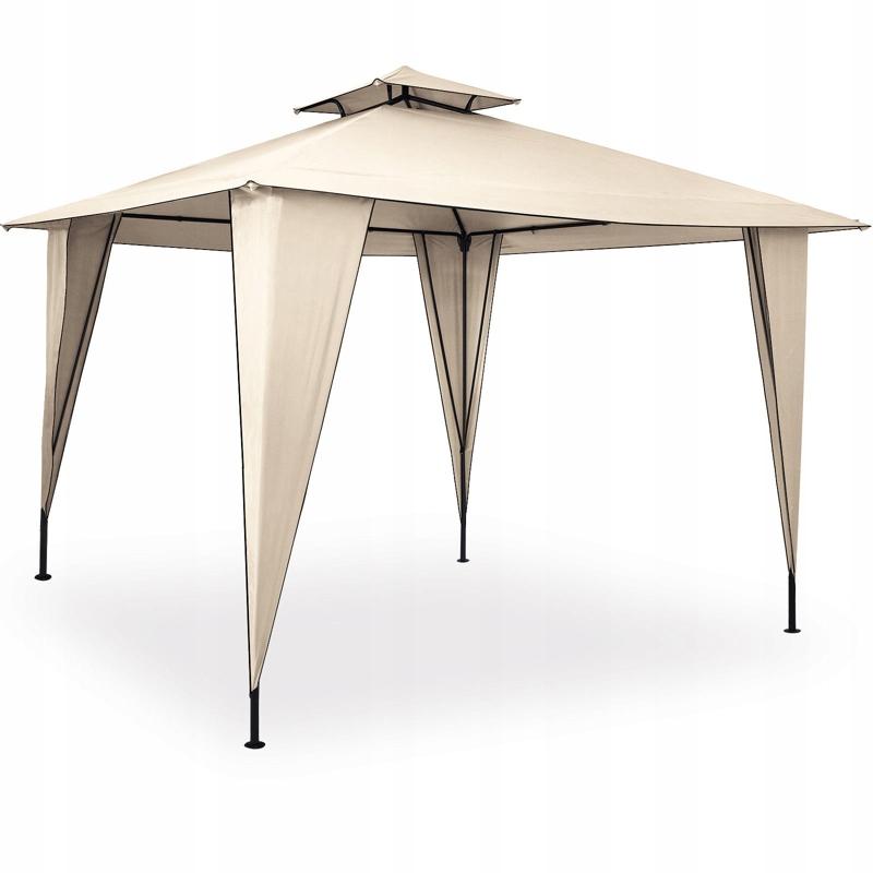 namiot ogrodowy jak złożyć
