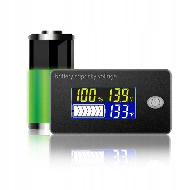 Индикатор батареи 12В 24В 36В 48В