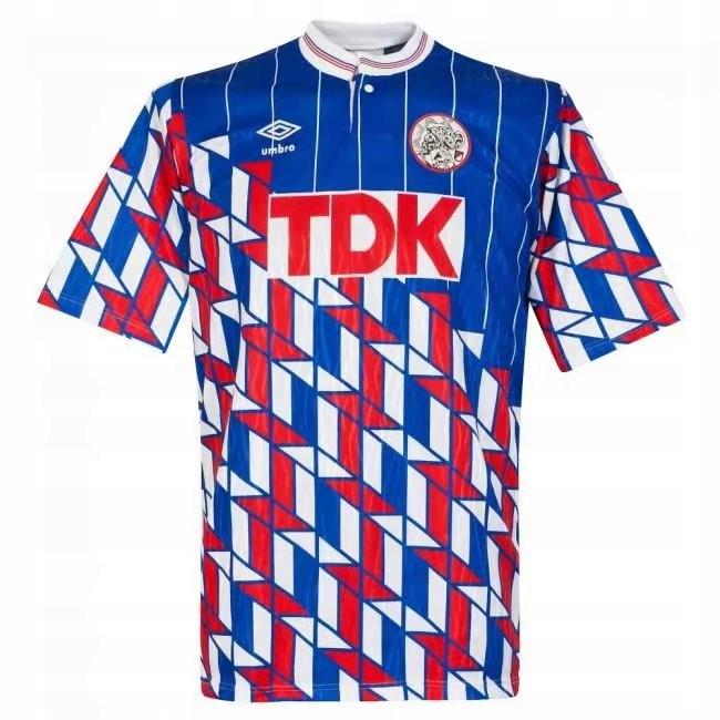 Tričko UMBRO AJAX - sezóna 1990/91 - RETRO. XXL