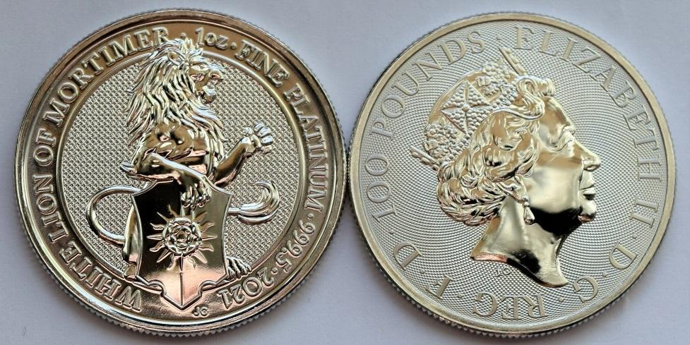 100 libier 2021 White Lion - Oncj - Platinová príležitosť