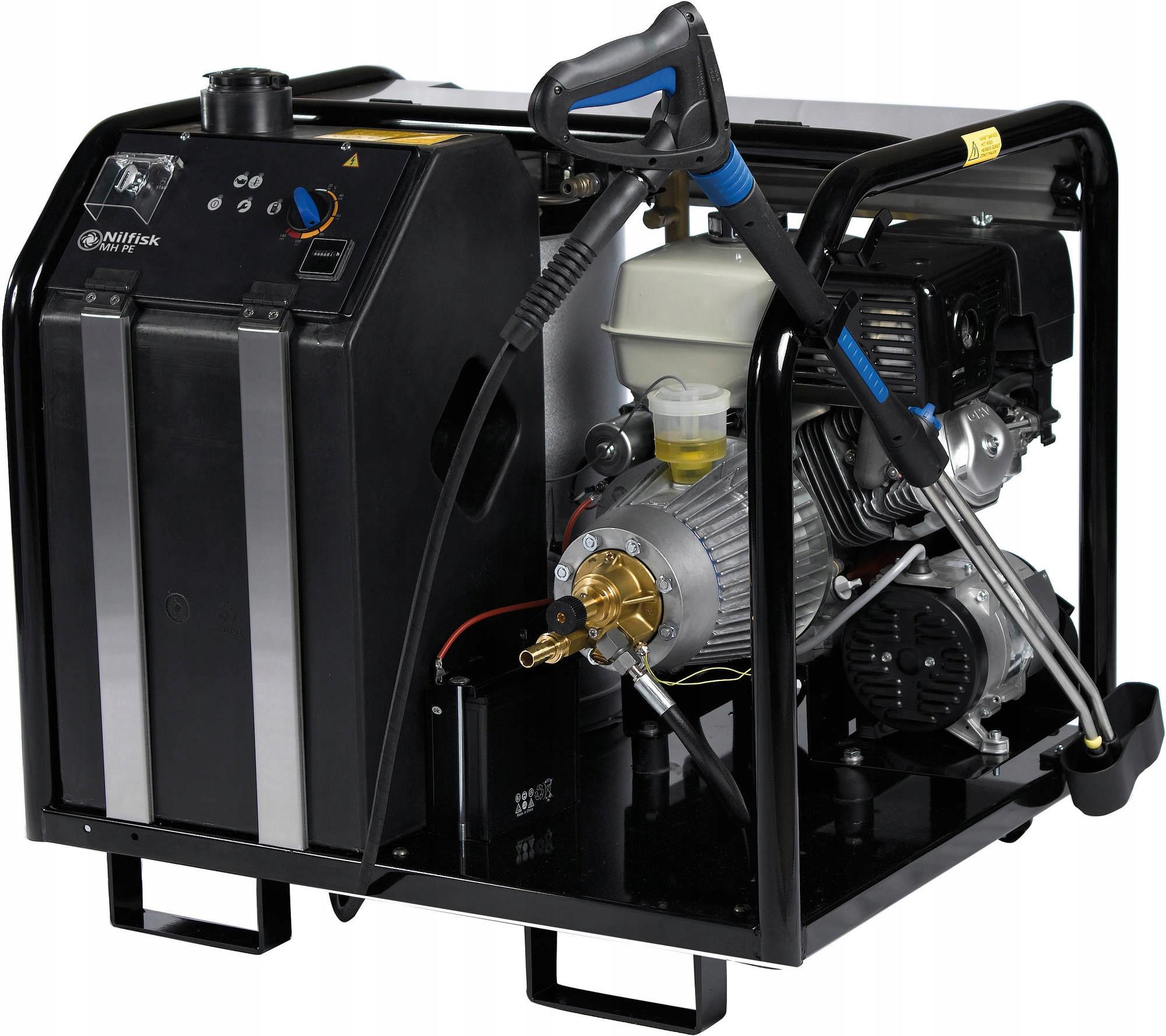 Моечная машина высокого давления gorącowodna Nilfisk MH 7P-22