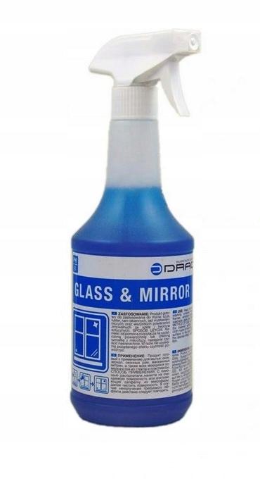 GLASS & MIRROR CZYSZCZENIE SZYB PŁYN do Mycia