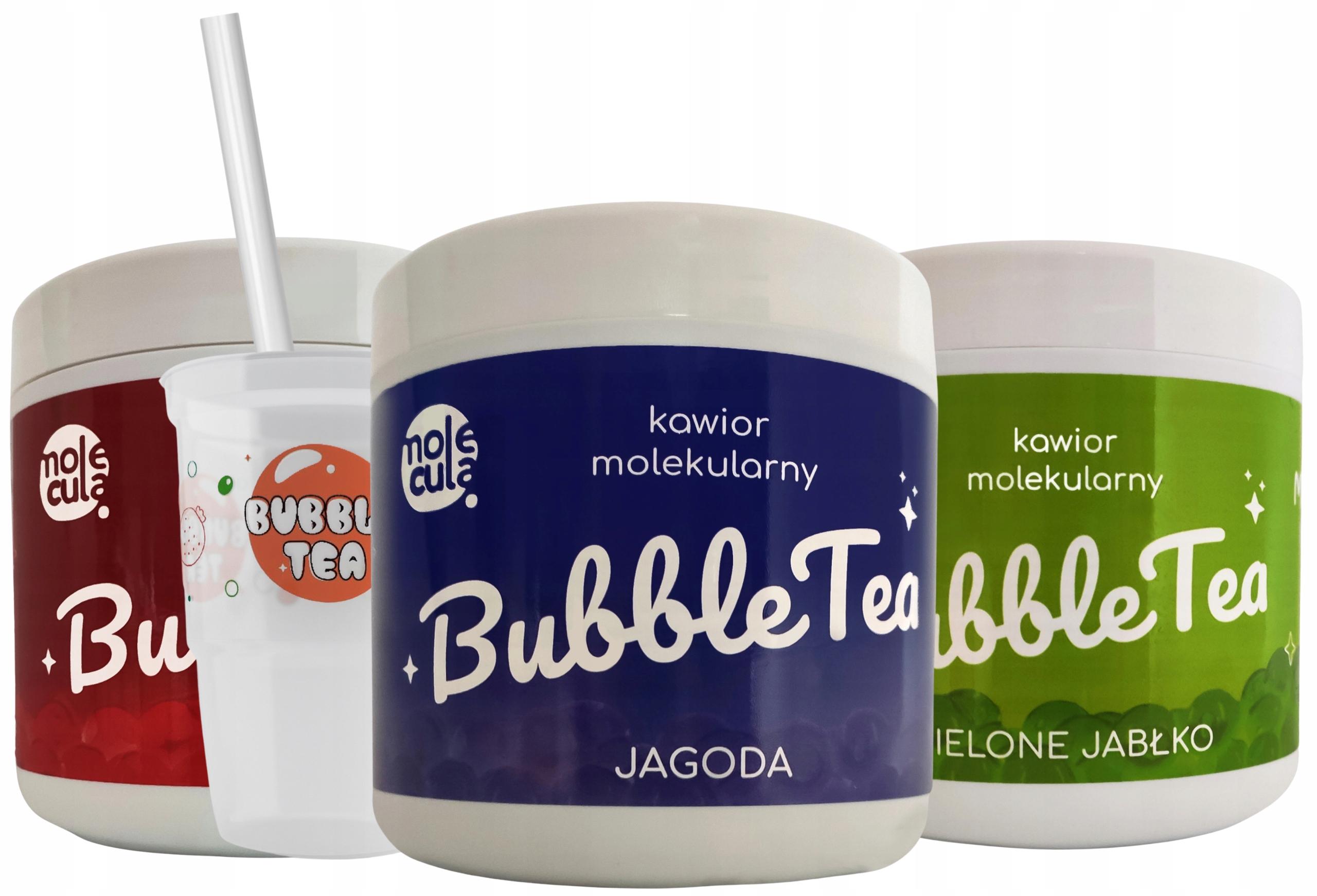 Набор Bubble Tea Party НАБОР ШАРИКИ, КРУЖКИ, СОЛОМКИ, НАБОР