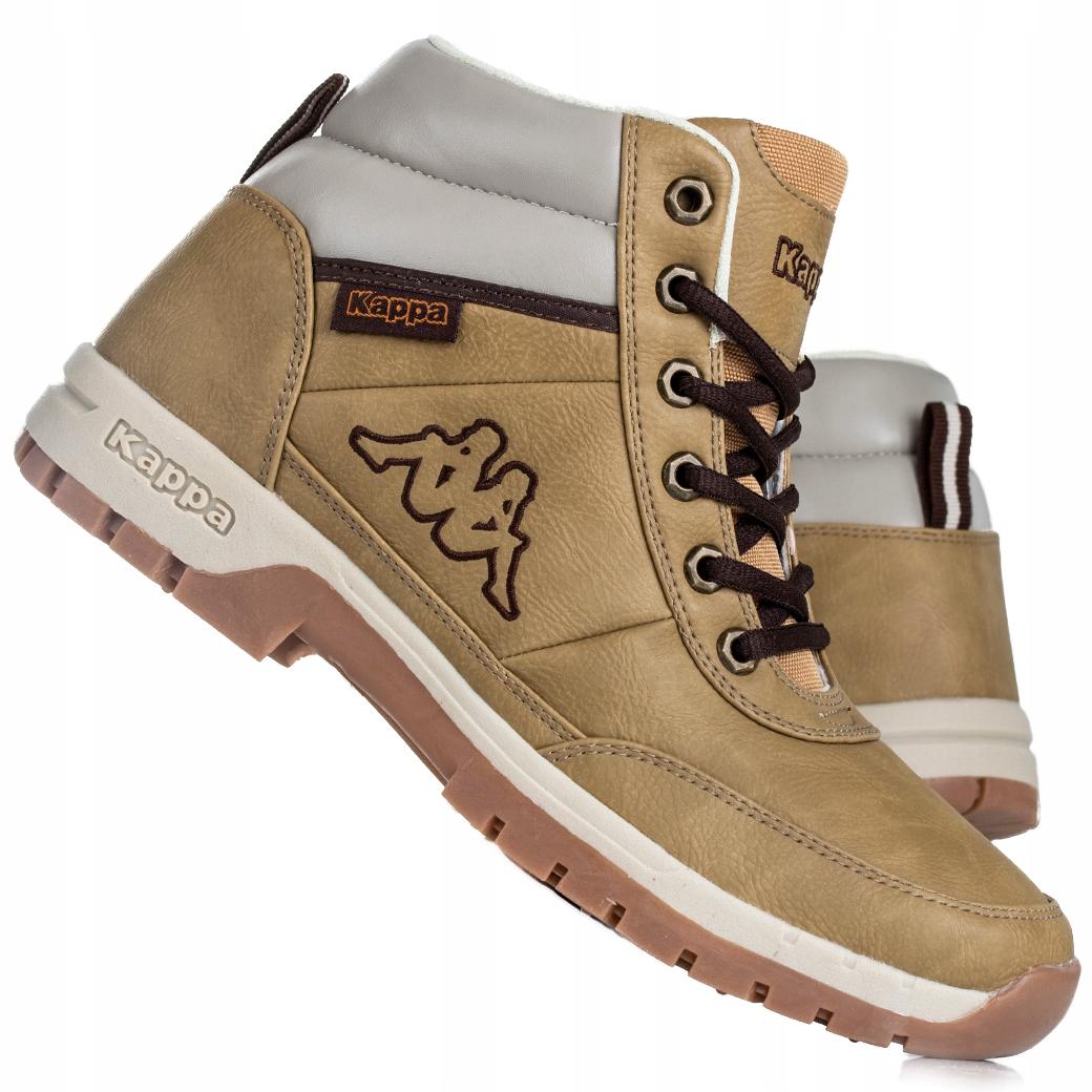 Мужские зимние ботинки Kappa Bright Mid 242075-4141