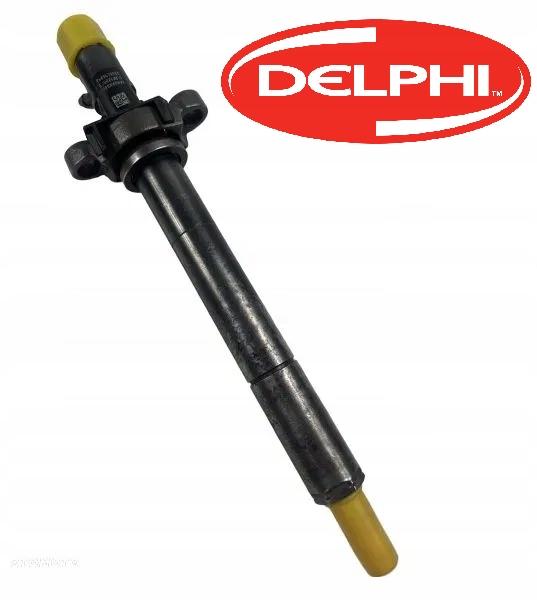 инжектор 9656389980 delphi 20 hdi + гарантия