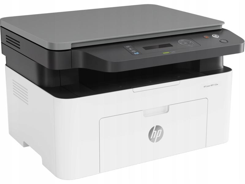 HP Laser 135w drukarka ksero skaner WIFI toner 3w1 9197491051 - Sklep internetowy AGD, RTV, telefony, laptopy - Allegro.pl