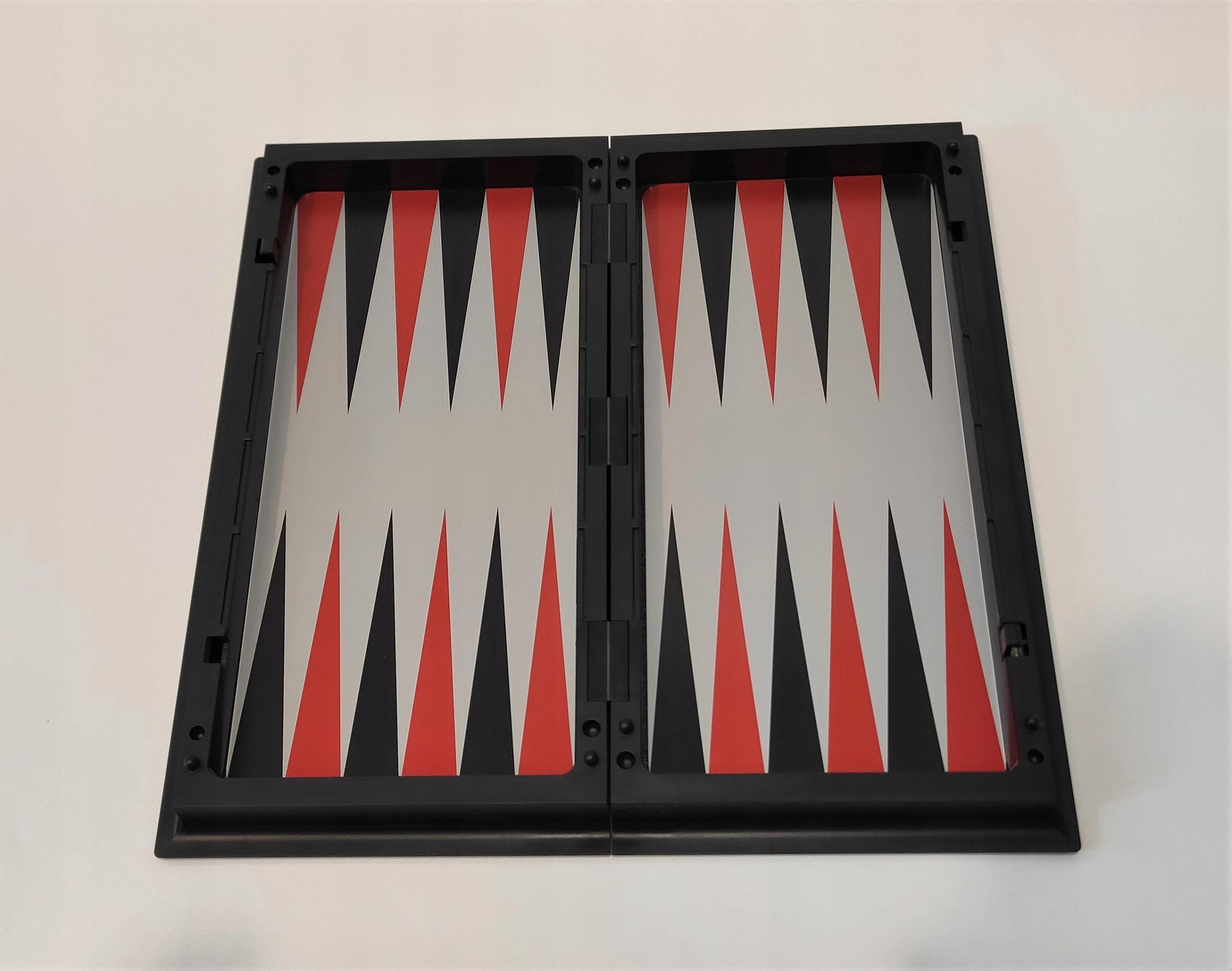 Magnetyczne składane szachy 3w1 Producent U3