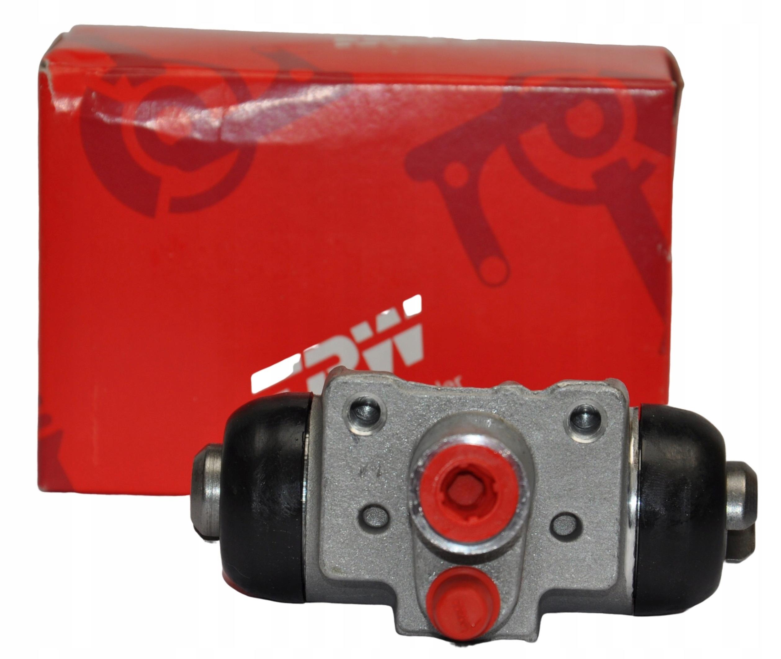 trw цилиндр тормозная система bwd113