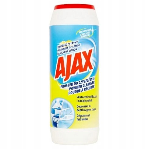 Чистящий порошок Ajax Lemon Freshness 450g