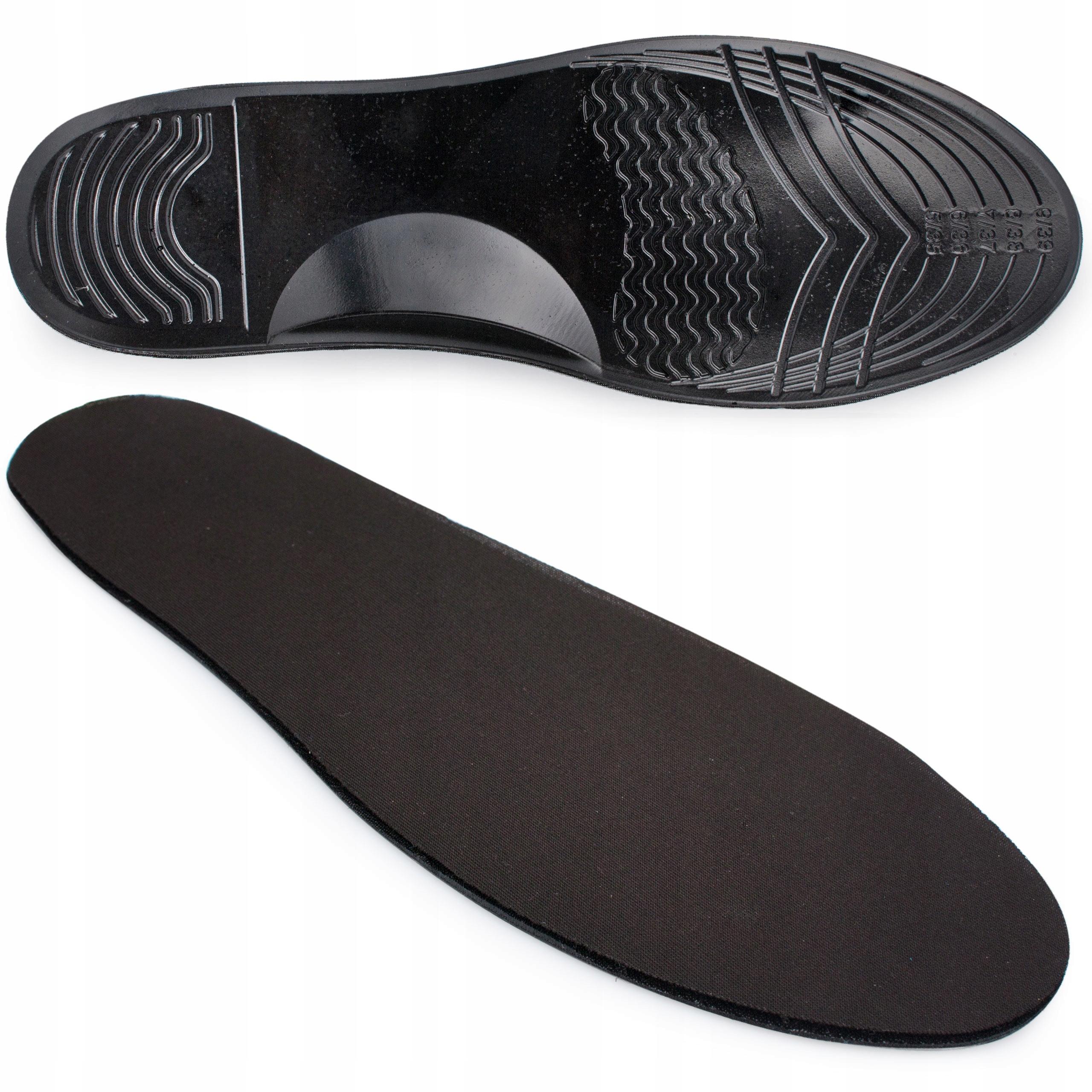 Wkładki do butów żelowe robocze BHP MAROL D030