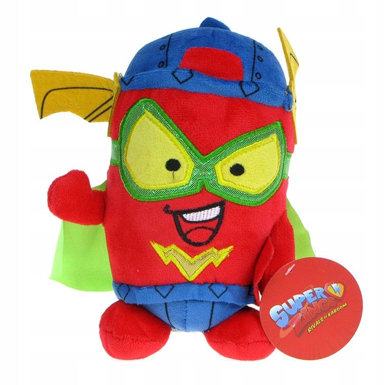 Super Zings: Maskot Kid Fury 20 cm (760018742)