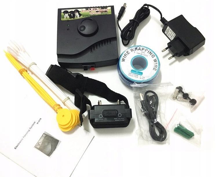 Elektryczny pastuch System dla Psów Ogrodzenie227B Nazwa handlowa W-227b