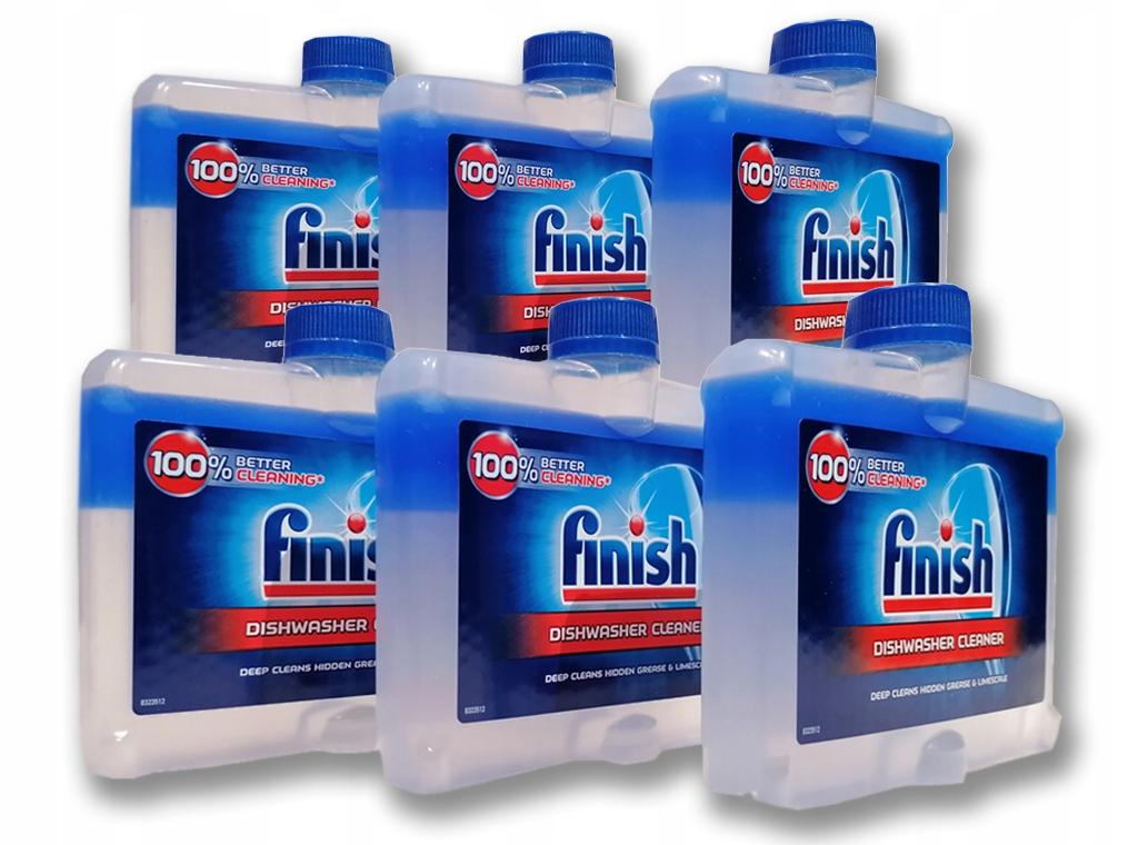 Čistenie tekutín z umývačka riadu Prevedenie Cena je pre 6pcs.
