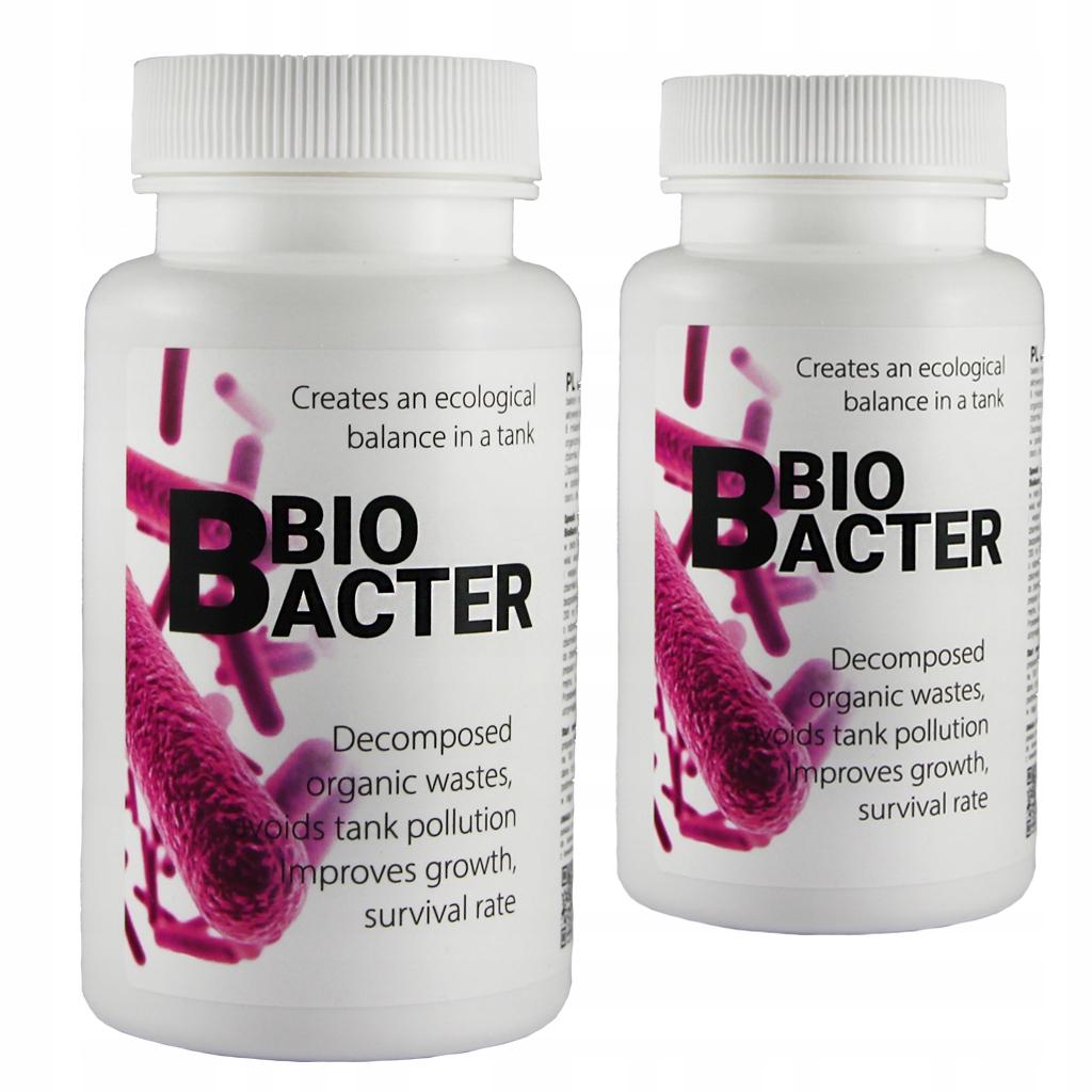 BIOBACTER - бактерии, чтобы начать аквариум 2g