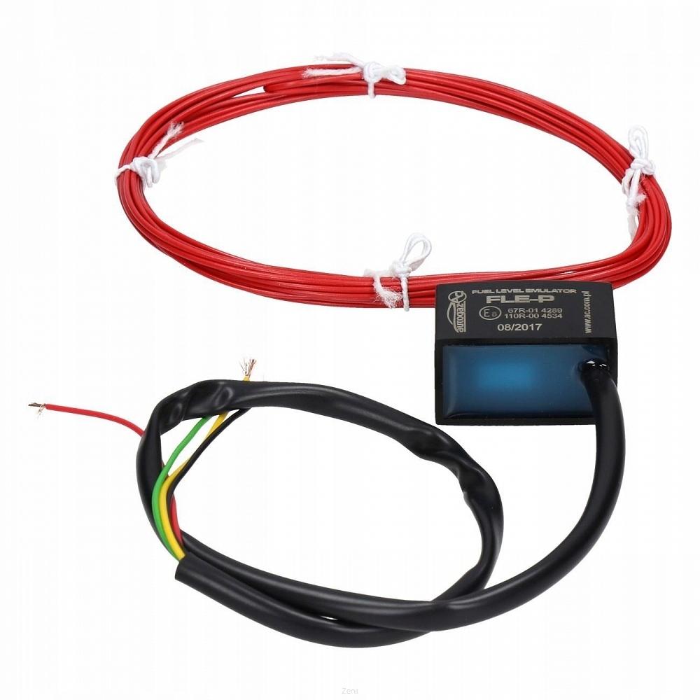 эмулятор показания уровня топлива stag ac fle-p