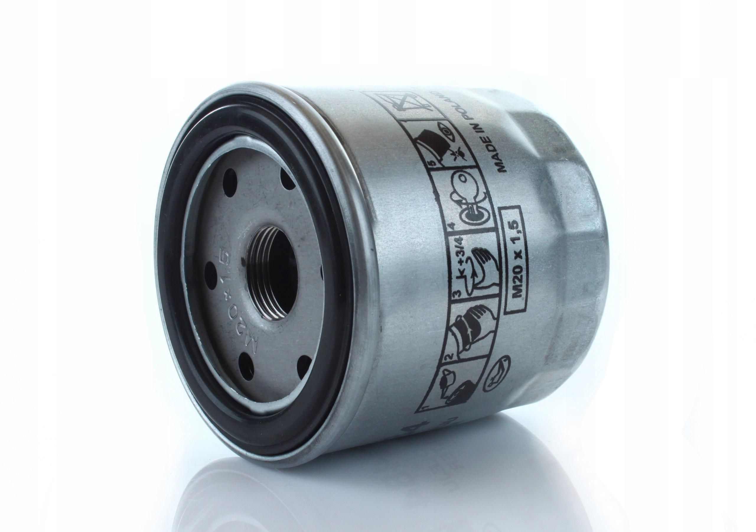 Filtr oleju silnikowego PP-4.8.4 PZL Sędziszów
