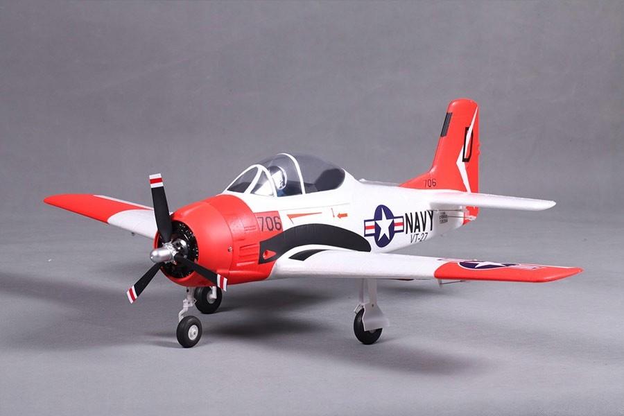 FMS Samolot T-28D V2 TROJAN 800MM PNP + żyroskop
