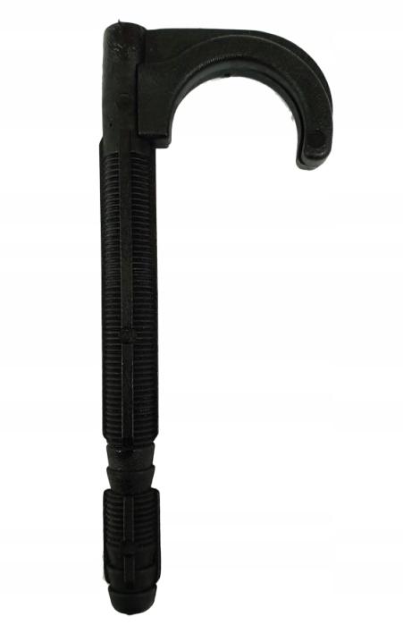 ОДИНАРНЫЙ напольный крючок для трубы Pex 50 шт. Держатель