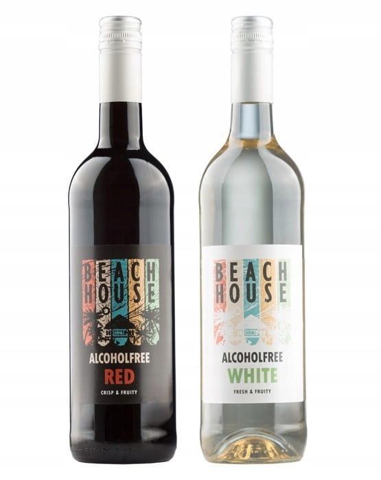 ПАКЕТ BEACH HOUSE - сладкое безалкогольное вино
