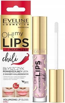 Eveline Błyszczyk Oh My Lip Maximizer Chilli
