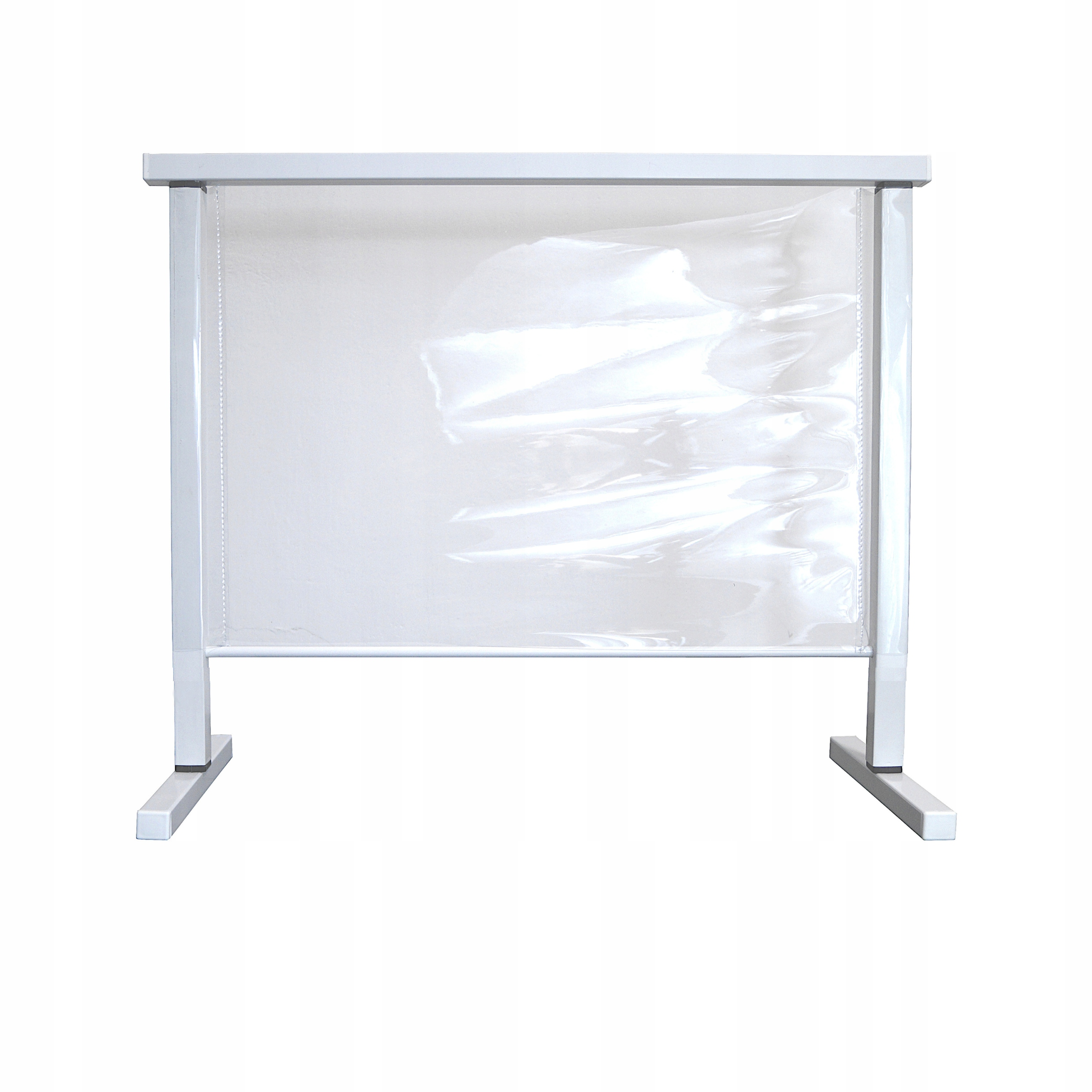 Osłona antywirusowa folia PCV na biurko-70 x 80cm