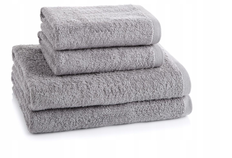 4pcs SET OF TOWELS 2x 70x140 2x 50x100 TOWEL