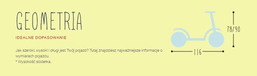 Hulajnoga PUKY R 07L biało/z. 5419 5 lat gwarancji Kolor różowy