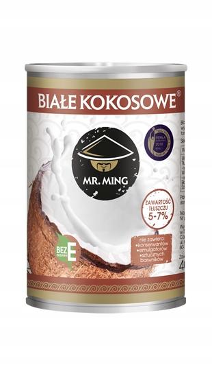 Маточное Кокосовое банка тайской 400 мл молока