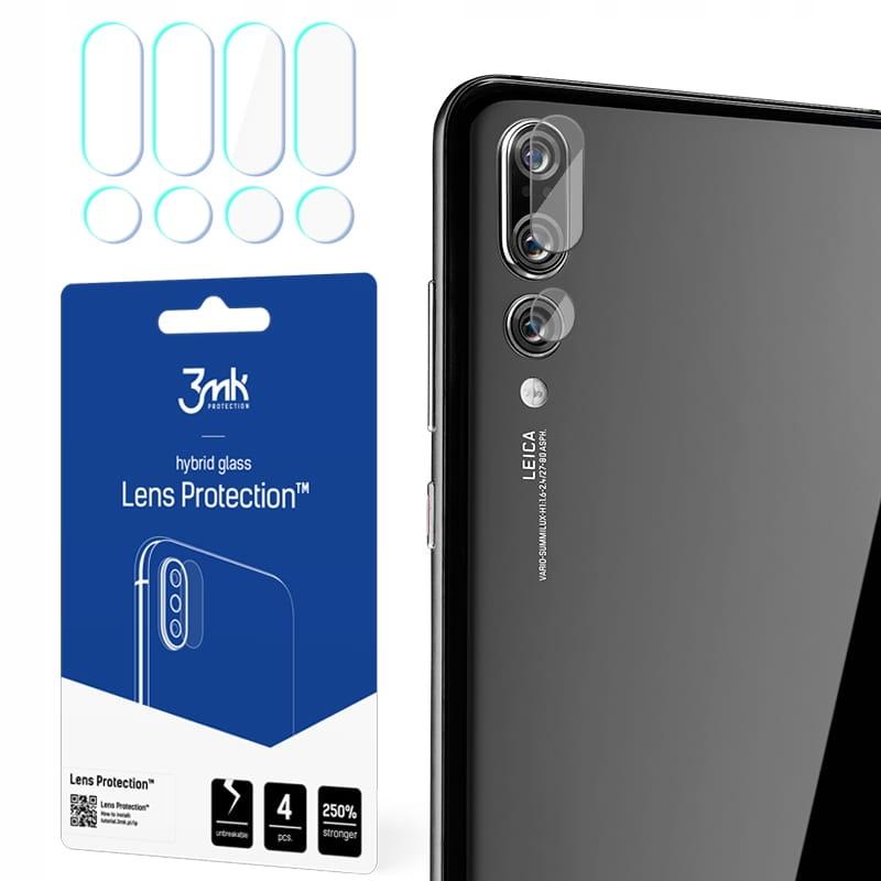 Ochrona obiektyw aparatu 3mk Lens do Huawei P20Pro