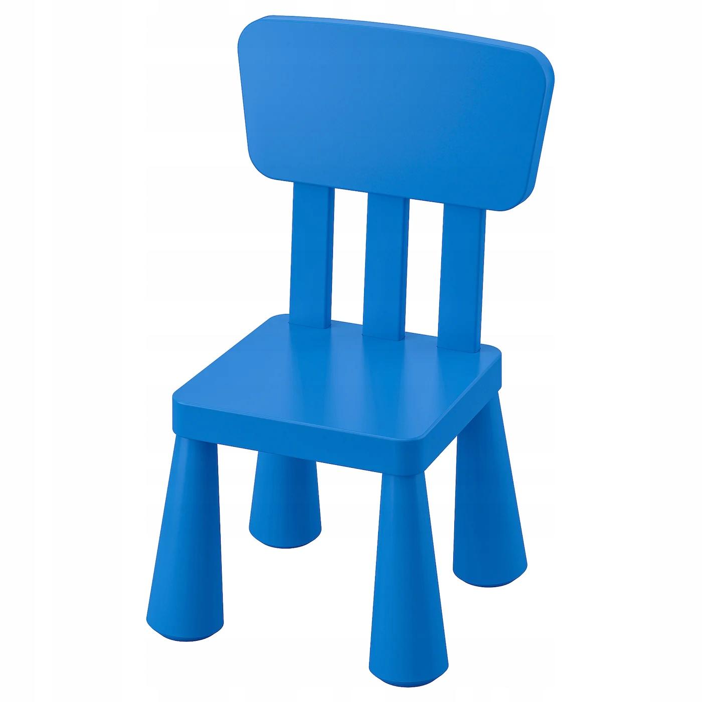 Detské MAMMUT stoličky IKEA