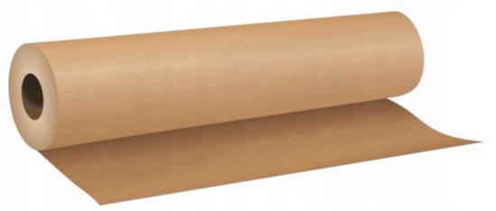 Бумага для выпечки коричневая 38cm 100m рулон
