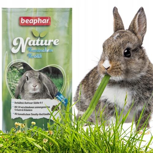BEAPHAR NATURE RABBIT 3KG - корм для кроликов
