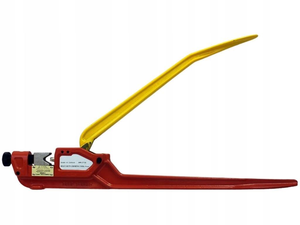 Lisovací nástroj na konce káblov 10 - 120 mm