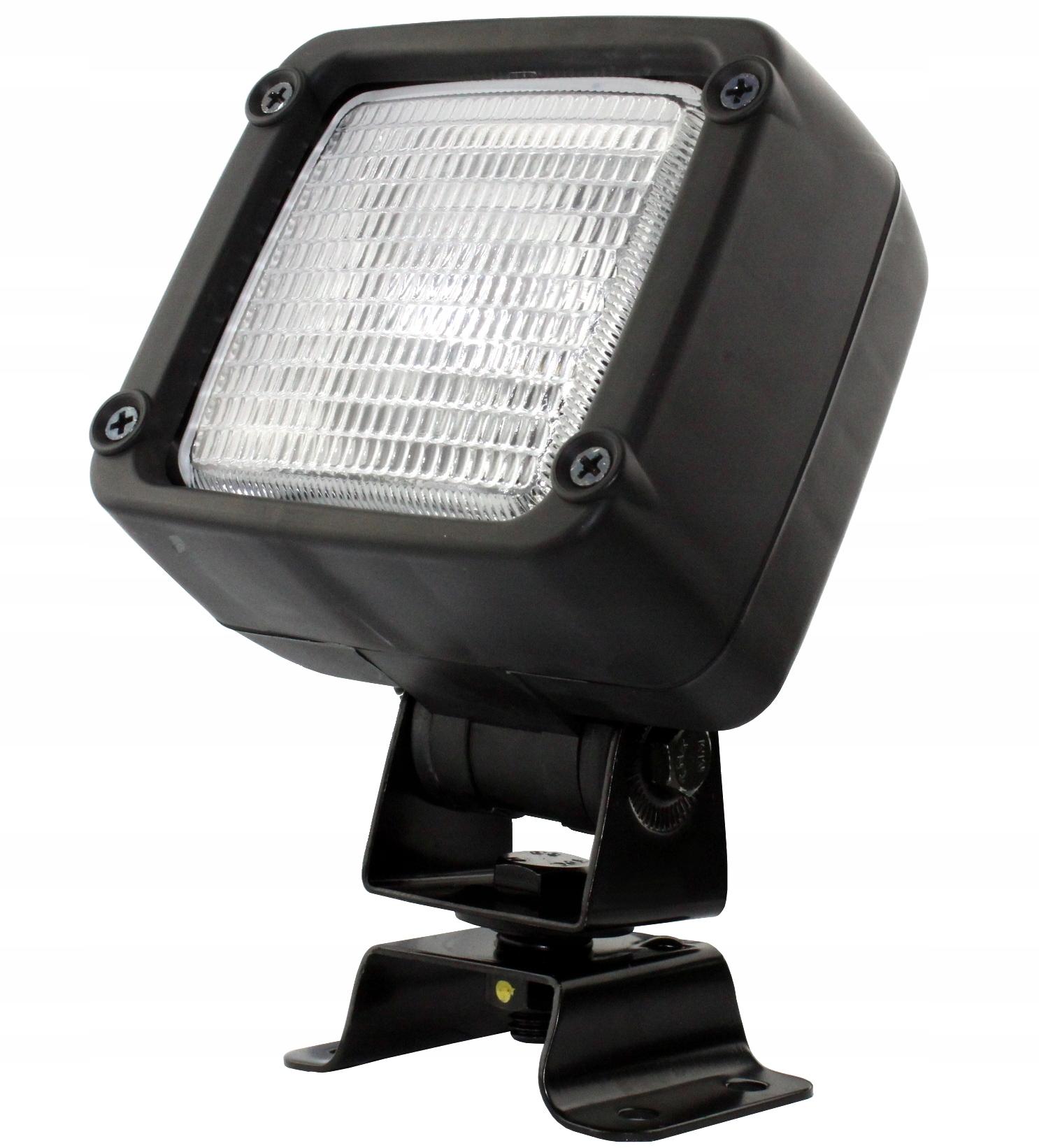 LAMPA ROBOCZA REFLEKTOR HALOGEN XENON 12V 24V