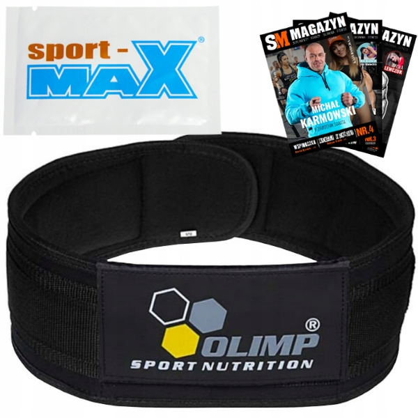 OLIMP Silný opasok Bodybuilding Training