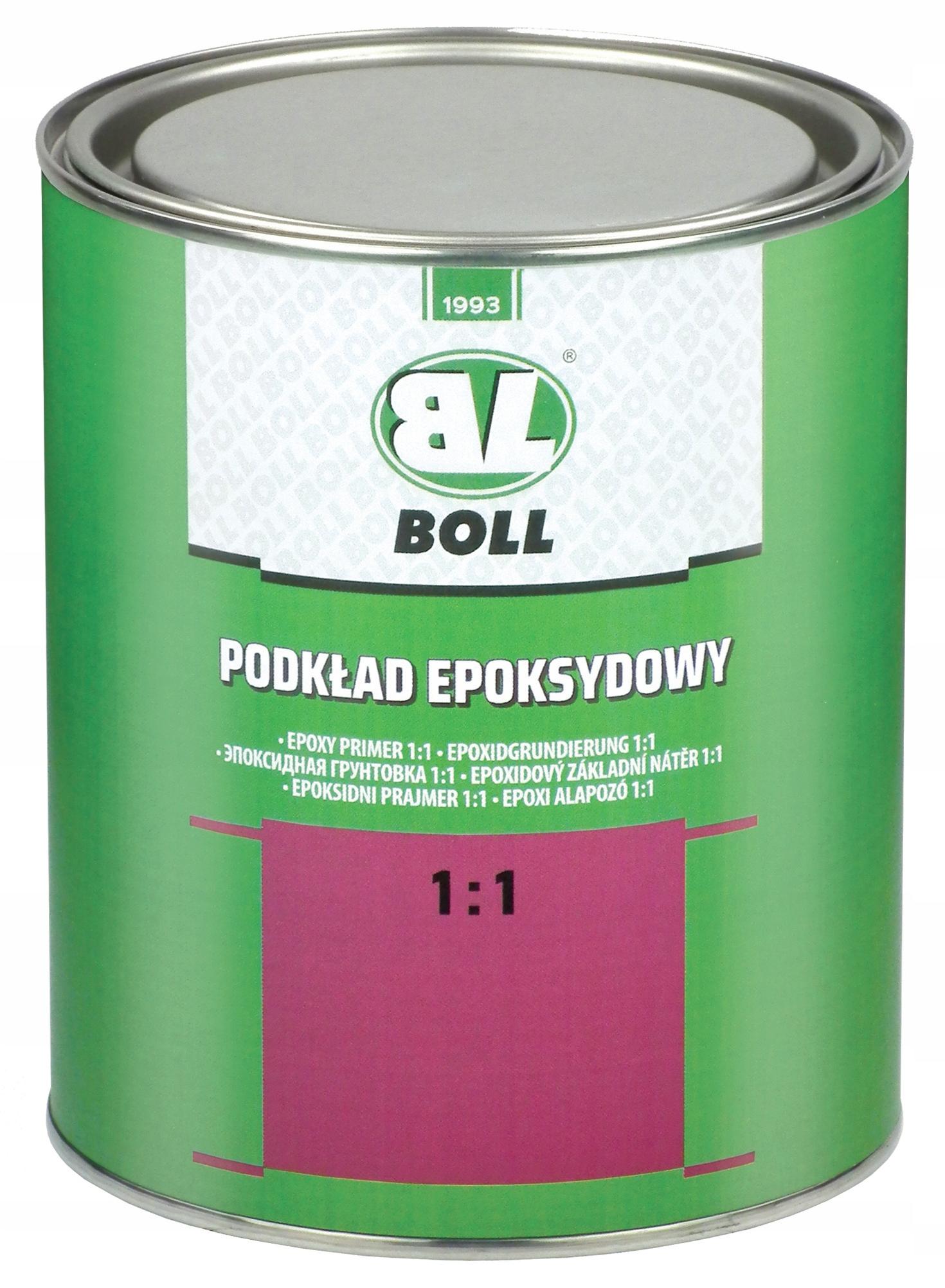 BOLL EPOXY PRIMER 1: 1 0.8L 001417