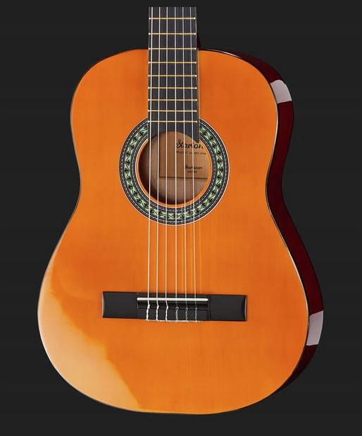 Купить Классическая гитара Startone CG 851 1/2 Tuner Cover на Otpravka - цены и фото - доставка из Польши и стран Европы в Украину.