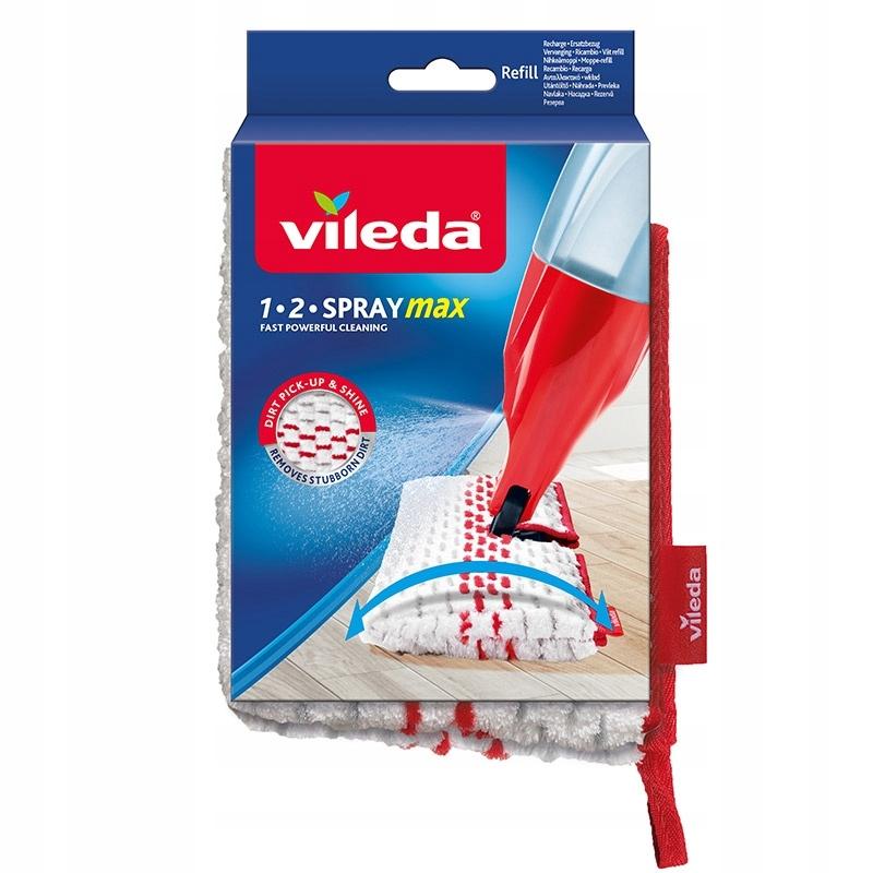 VileDA картриджа для швабры 1-2 Спрей Макс