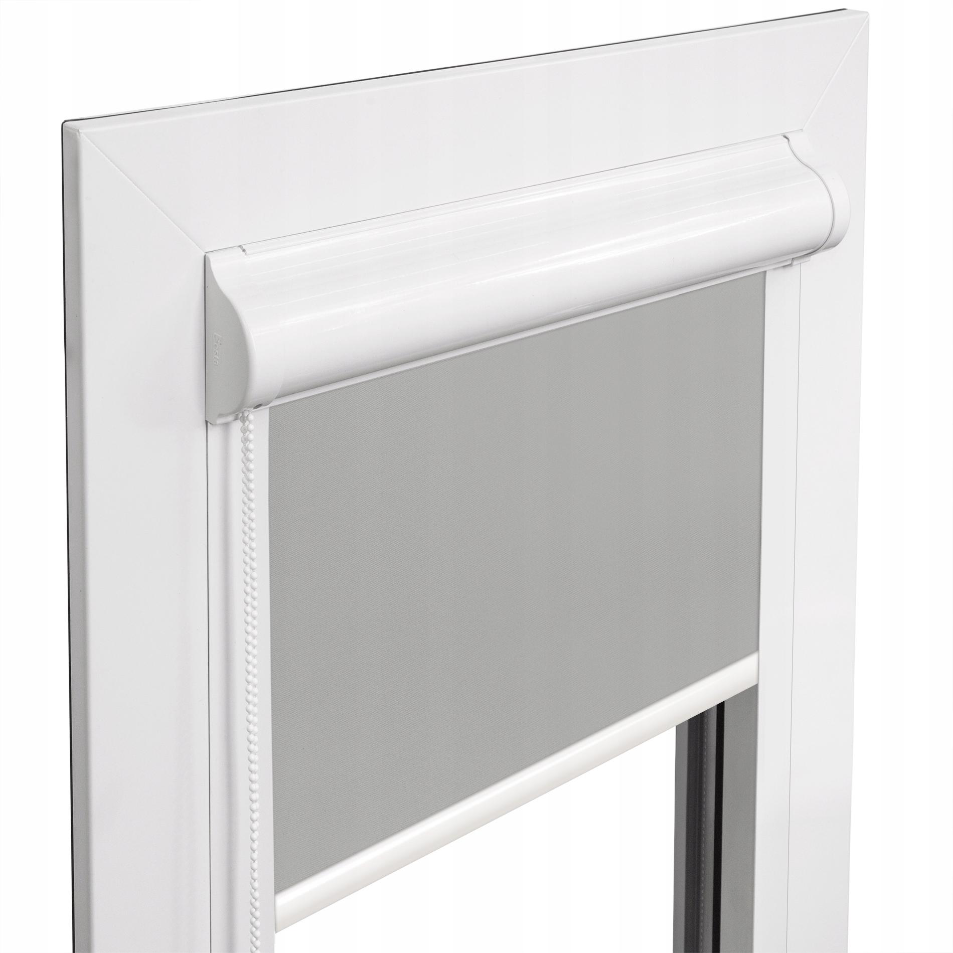 Рулонные шторы в кассете, затемнение 100% по индивидуальному заказу