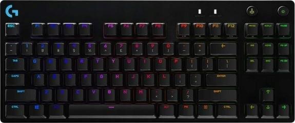 Klawiatura Logitech G Pro Clicky Sklep Komputerowy Allegro Pl