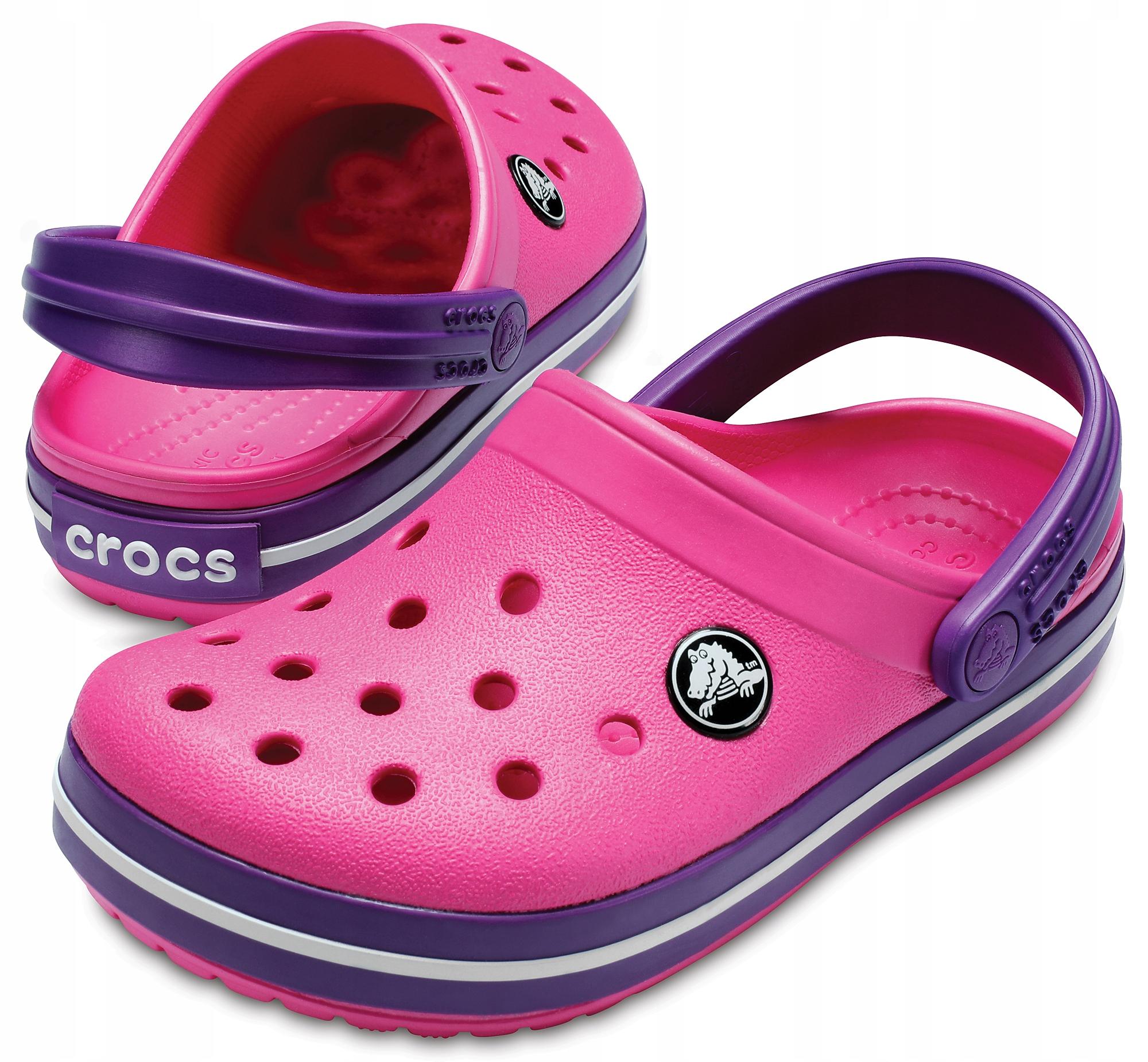 Crocs Crocband 204537 Clog J2 33 34