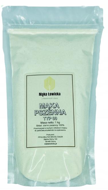 NA PIZZĘ WŁOSKĄ mąka pszenna typ 00 - 1 kg