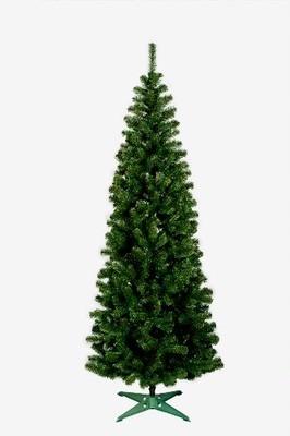 Vianočný stromček s úzkym kužeľom * KAJA *, výška 200 cm. výrobca