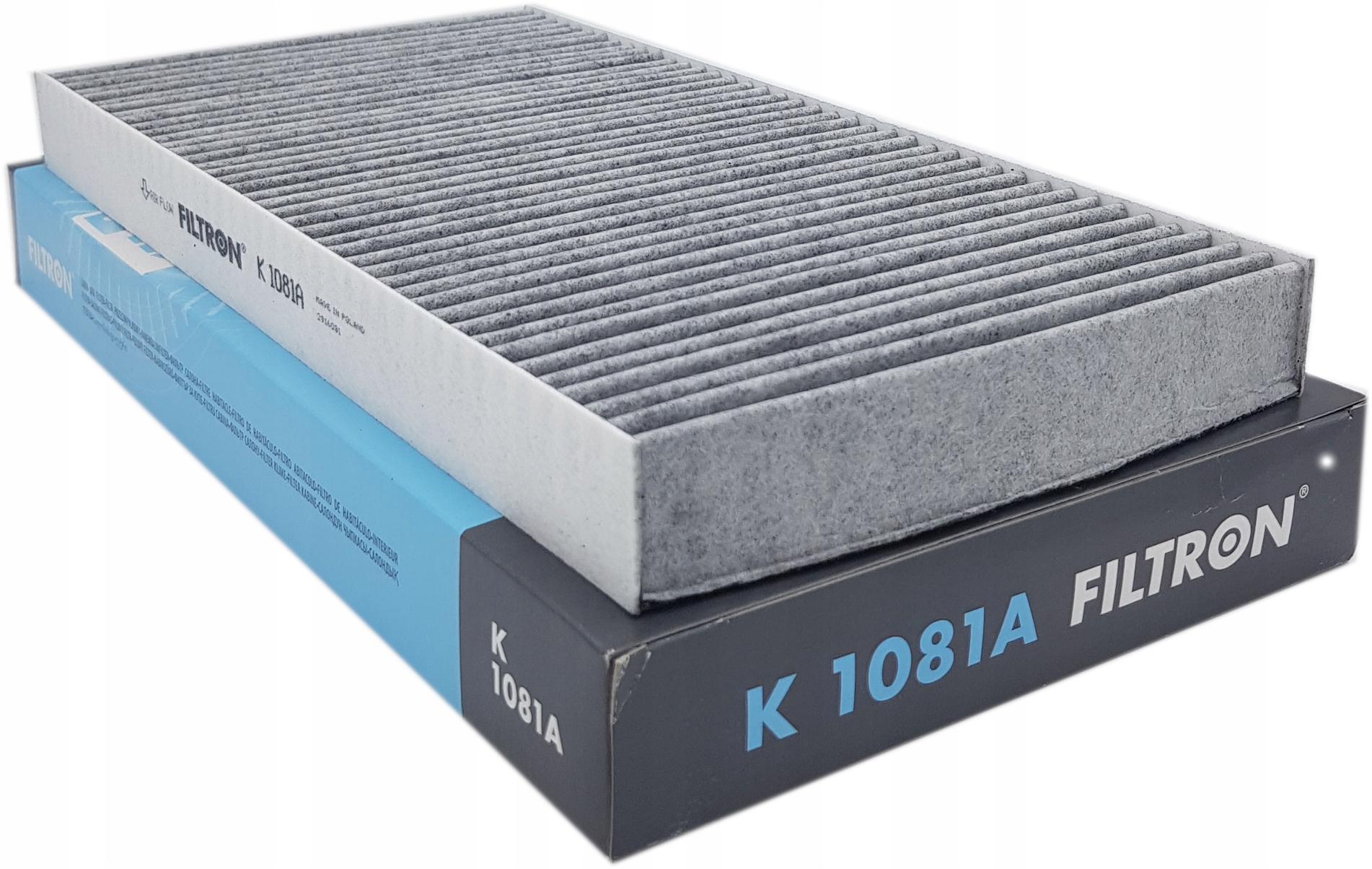 фильтр кабины угольный opel vectra c k1081a filtro