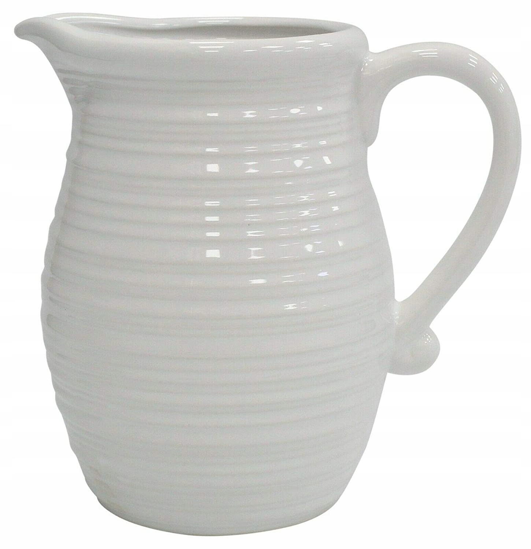 Retro váza s matom vysokým 16 cm