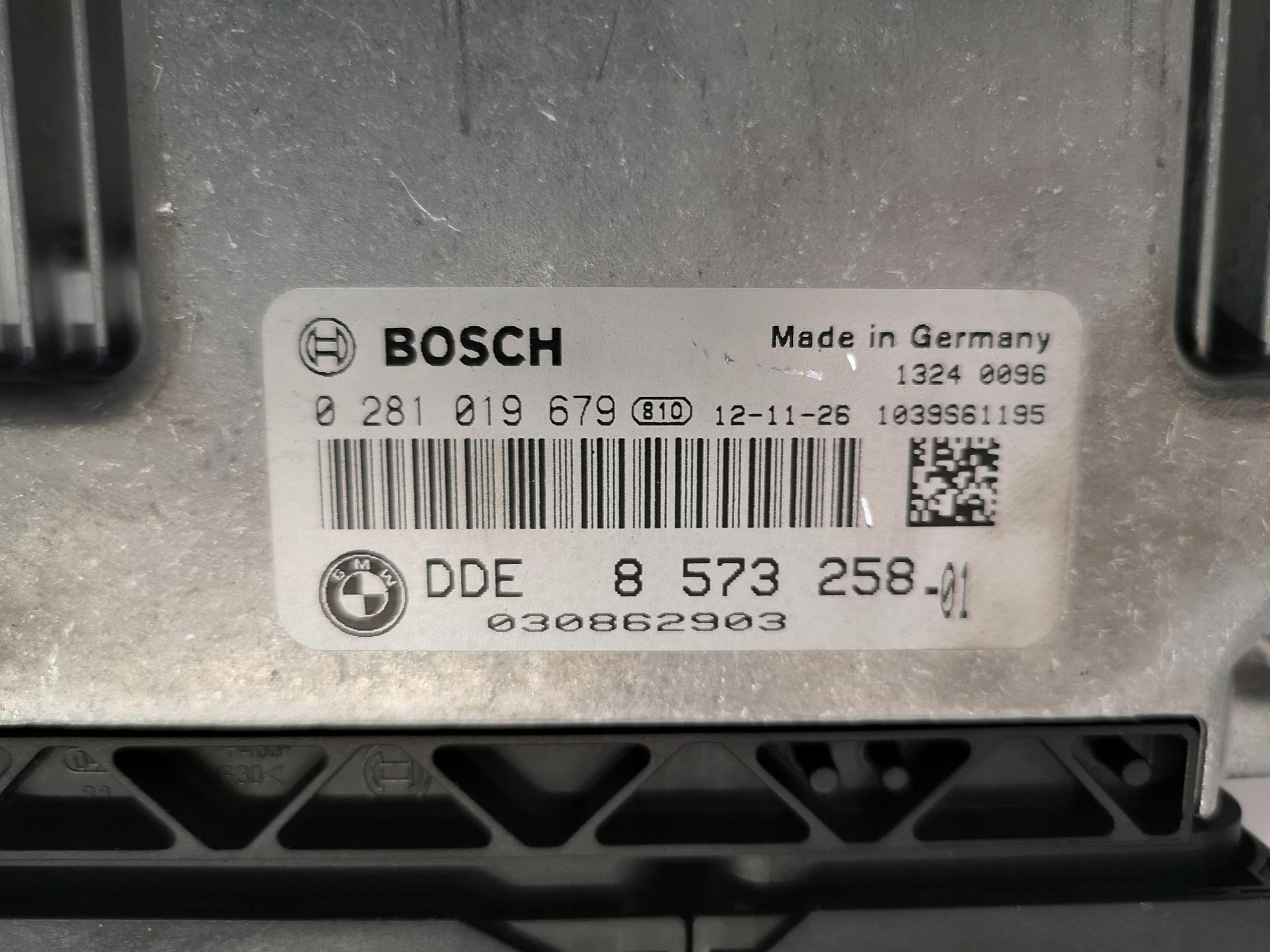 Изображение BMW F30 F31 РЕГУЛЯТОР МОТОРА 2.0D 8573258
