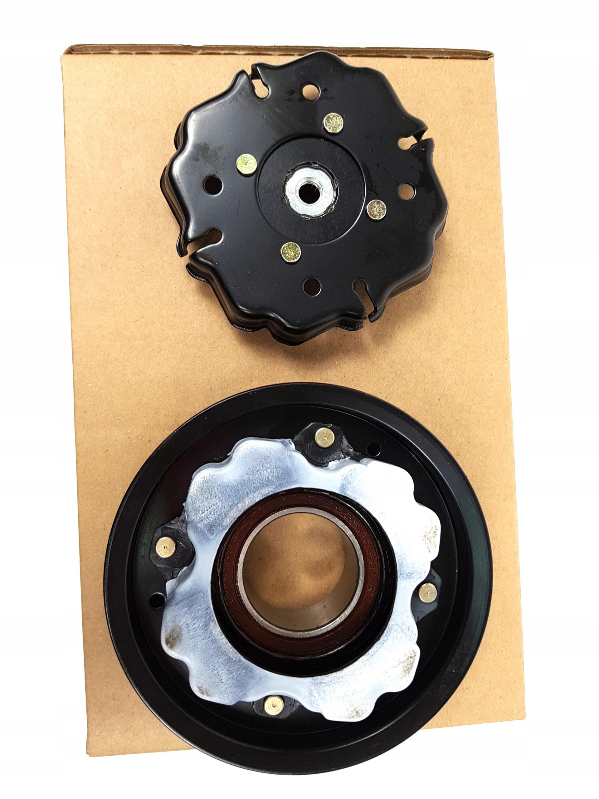 муфта компрессоры кондиционирования воздуха audi a4 b6 00-04