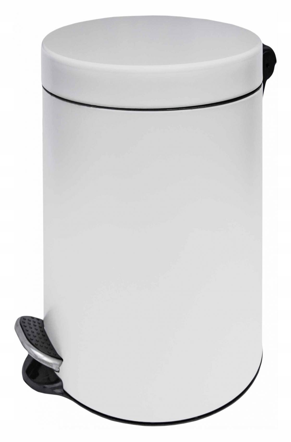 Kontajner na biele odpadkové koše 5L STELLA 20.005A-W